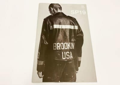 Scored & Folded Lookbook