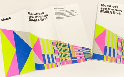 Types of Folds for Brochures, Pamphlets, and Folders